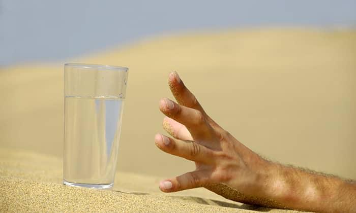 Постоянная жажда является проявлением болезни