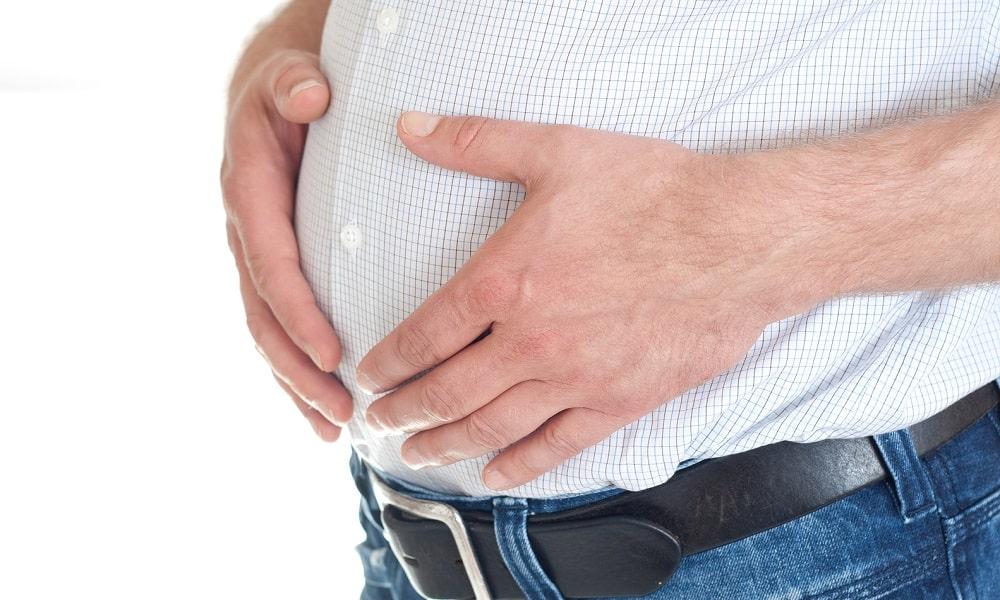 Вздутие живота - симптом недостаточности поджелудочной железы