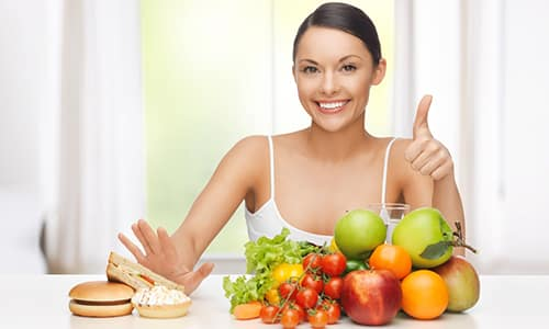 Чтобы быстрей выздоровить от больного требуется только соблюдение определенной диеты