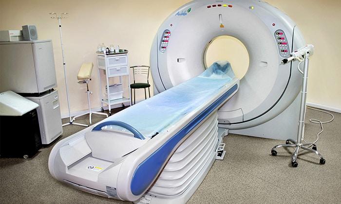 По рекомендации врача может быть назначена КТ или МРТ