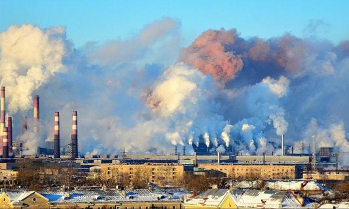Загрязнённый воздух приводит к уплотнению поджелудочной