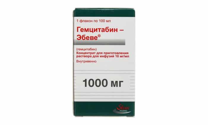 С целью продления жизни больным используются такие лекарства, как Гемцитабин. Данные лекарства изменяют ДНК опухолевых клеток, замедляя их деление и распространение по организму