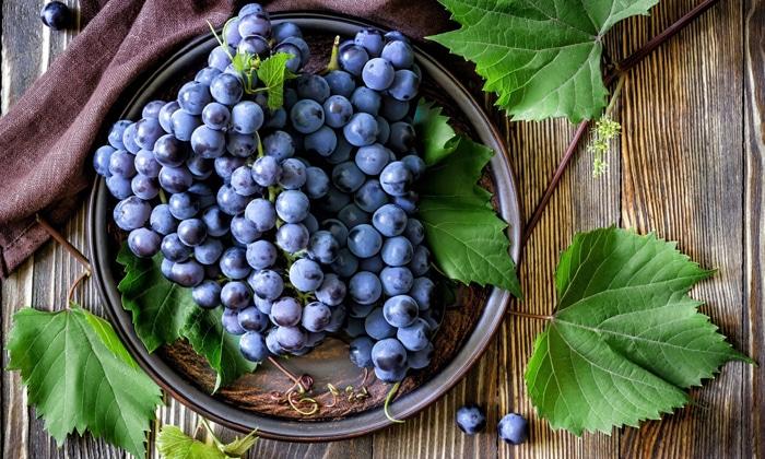 Виноград есть нельзя при уплотнении