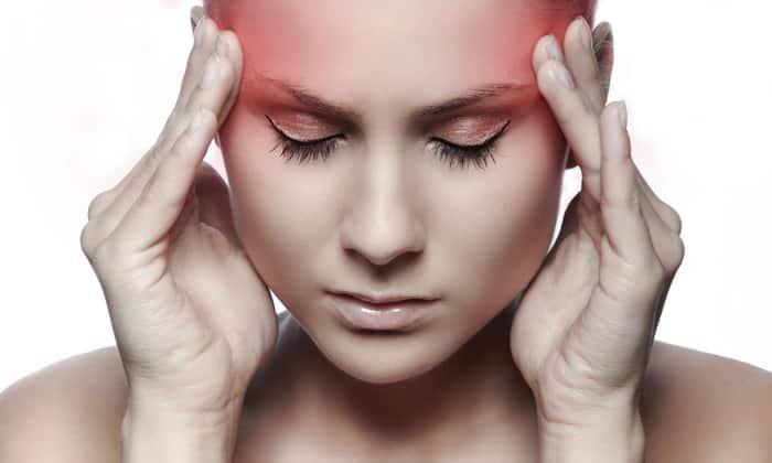 Анальгин принимают при головных болях