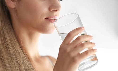 При необходимости гель можно развести водой