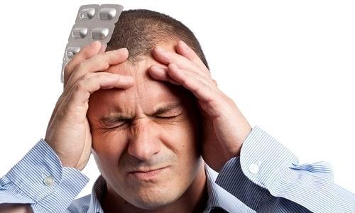 Терапия Метилурацилом может сопровождаться головной болью