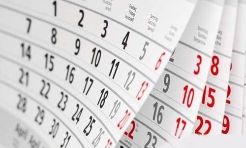 Средняя продолжительность лечения составляет от 4 до 6 дней