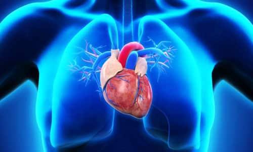 При хронической сердечной недостаточности принимать препарат запрещено