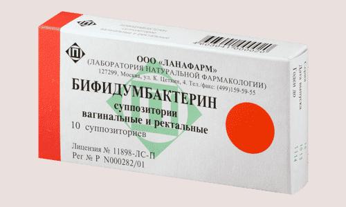 Лекарственные средства группы эубиотиков применяются для нормализации микрофлоры слизистых оболочек. Свечи Бифидумбактерин используются ректально или вагинально