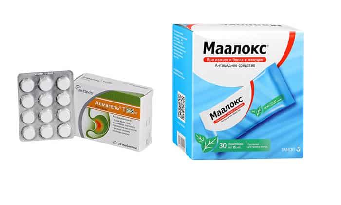 Оба препарата относятся к лекарствам, влияющим на секрецию желудочного сока, - антацидам. Также по своим фармакологическим свойствам они являются гастропротекторами