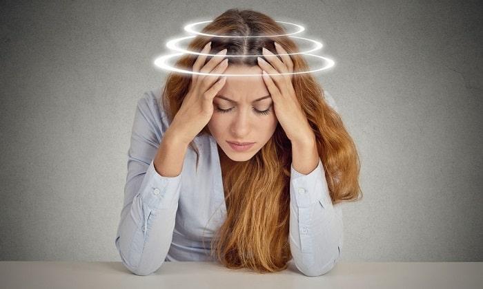 При неправильном приеме или длительном курсе лечения таблеточная форма медикамента характеризуется головокружением