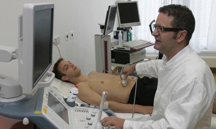 Лекарство пьют на кануне вечером, если предстоит делать УЗИ органов брюшной полости