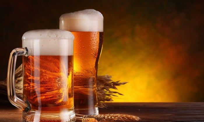 Употреблять алкоголь в период лечения запрещено