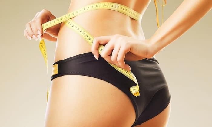Препарат может использоваться также для похудения, если набор лишнего веса связан с нарушениями процессов метаболизма и усвоения питательных веществ
