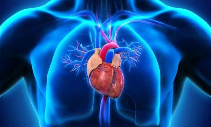 Прием препаратов не рекомендуется, если в анамнезе пациента присутствуют болезни сердца