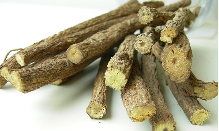 Корни солодки входят в состав Иберогаста