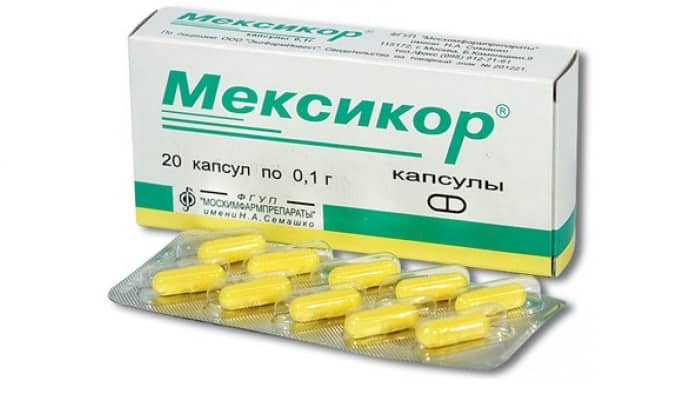 Существуют более дешевые аналоги препарата, содержащие этилметилгидроксипиридина сукцинат, например Мексикор