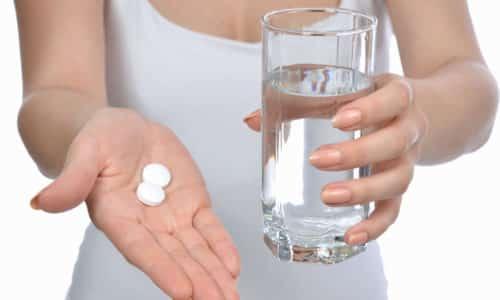 Цитрамон принимается по 1 таблетке 2-3 раза в день после приема еды