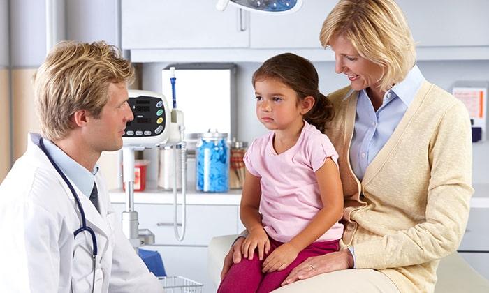 Длительность курса определяет педиатр, но прием длится не менее 3 недель