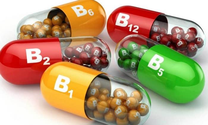 Прием витаминов группы B усиливает терапевтический эффект, т.к. стимулирует жизнедеятельность бифидобактерий