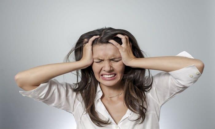 При передозировке может наблюдаться нервная возбудимость
