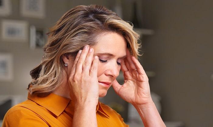 На фоне лечения папаверином может наблюдаться мигрень и головокружения