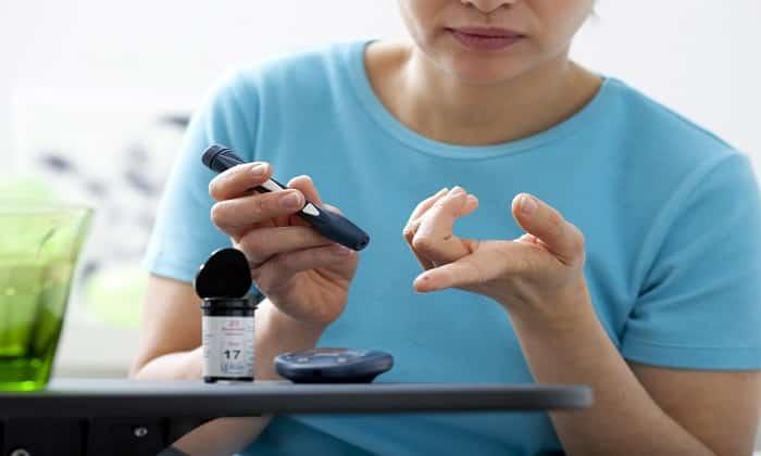 Препарат входит в комплексное лечение сахарного диабета 2 типа