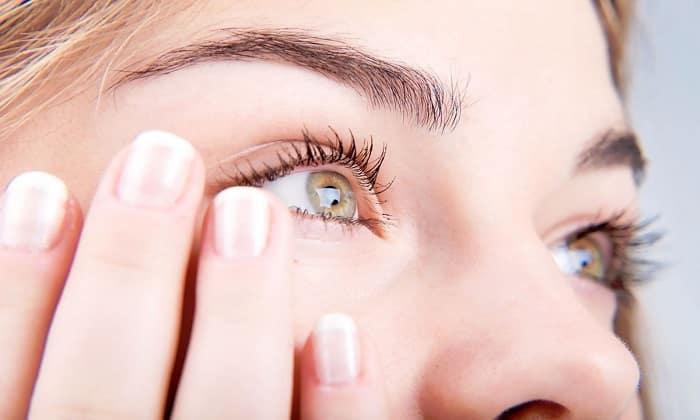 Декстран 40 применяется при заболеваниях зрительного нерва и сетчатки