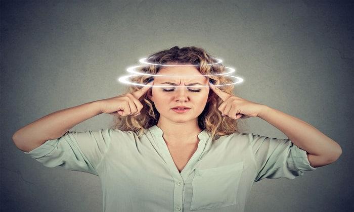 На фоне лечения Мотинормом пациента могут беспокоить головокружения
