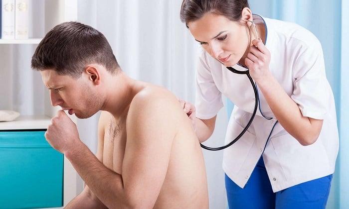 Абактал назначают при болезнях дыхательной системы, например при бронхите