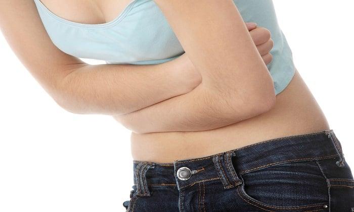 Во время приема Панкреатина могут возникать боли в желудке