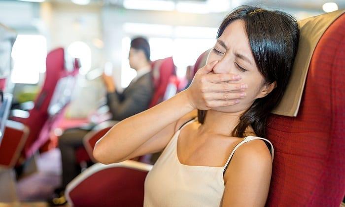 Стоит отказаться от Мотинорма, если тошнота вызвана укачиванием в транспорте