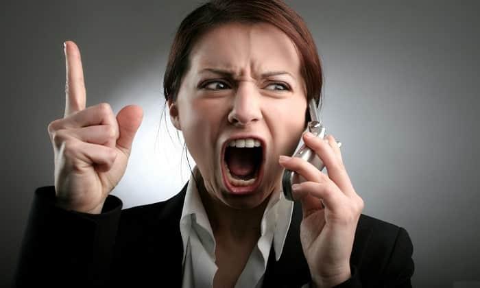 Одно из побочных действий препарата — появление нервозности