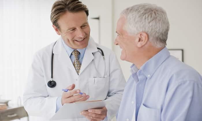 В случае возникновения побочной симптоматики, прием препарата нужно прекратить и сообщить врачу