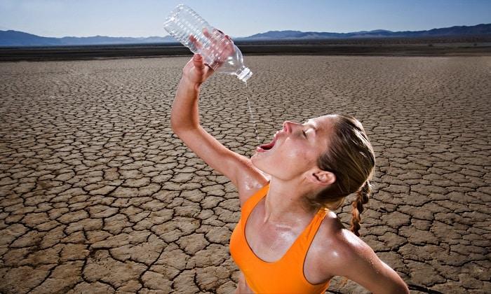 После принятия препарата может появиться жажда