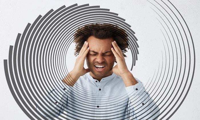 На фоне употребления Дюспаталина могут появиться головокружения
