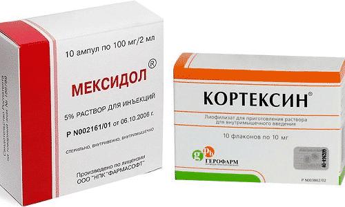 Оба препарата имеют форму выпуска раствора для инъекций и усиливают действие друг друга