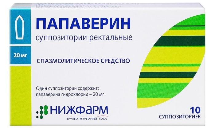 Аналог препарата Папаверин