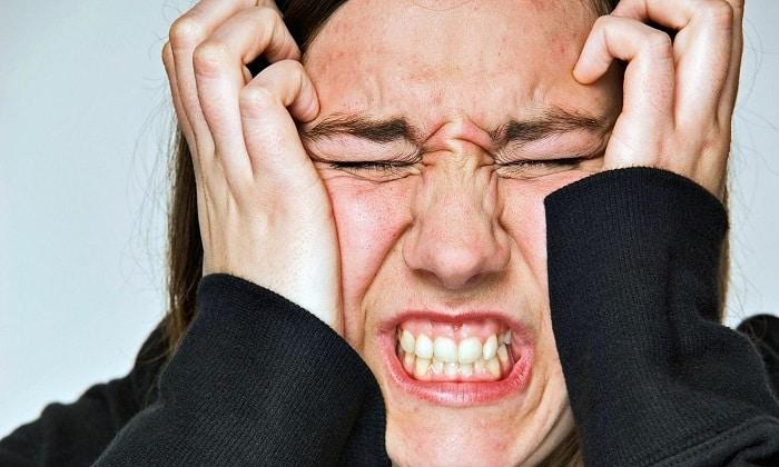 Периодически на фоне приема Мотилиума у пациента могут случаться всплески раздражительности
