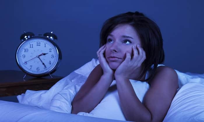 На фоне приема препарата могут появиться проблемы со сном