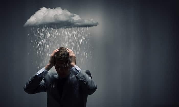 На фоне приема Мексидола может появиться депрессия и чувство тревожности