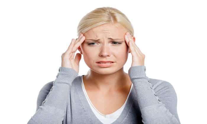 Абактал может стать причиной головных болей