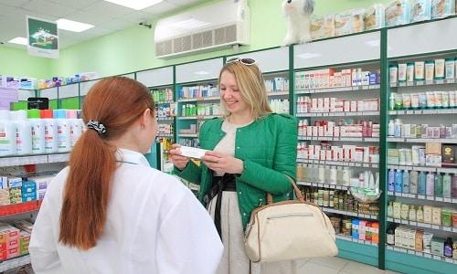 Для приобретения препарата из аптеки требуется рецепт врача