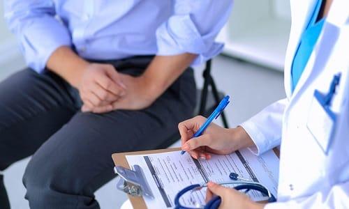 Длительность терапии препаратом определяется специалистом и зависит от реакции организма на него и течение патологии