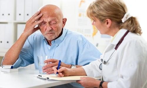 Пациентам старше 65 лет врачи рекомендуют снижать дозировку вдвое