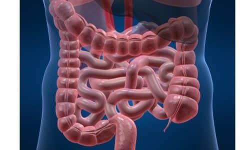 Действие Дюспаталина немного слабее и в основном сосредоточено в толстом кишечнике