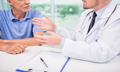 При появлении диареи во время приема препарата следует обратиться к доктору