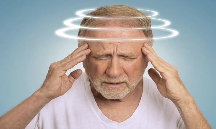 Во время приема препарата возможно появление головокружения