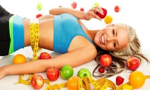 Элькар способствует похудению