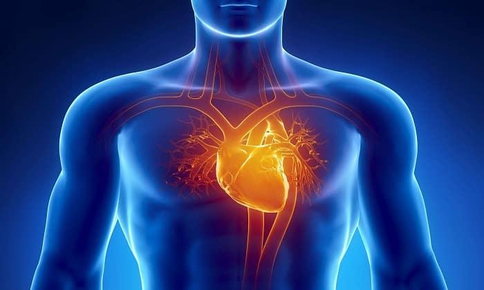 Противопоказан прием препарата при ишемической болезни сердца